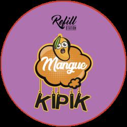 KIPIK - MANGUE (0MG/ML NICOTINE)