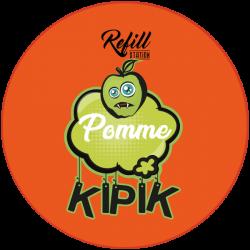 KIPIK - POMME (0MG/ML NICOTINE)