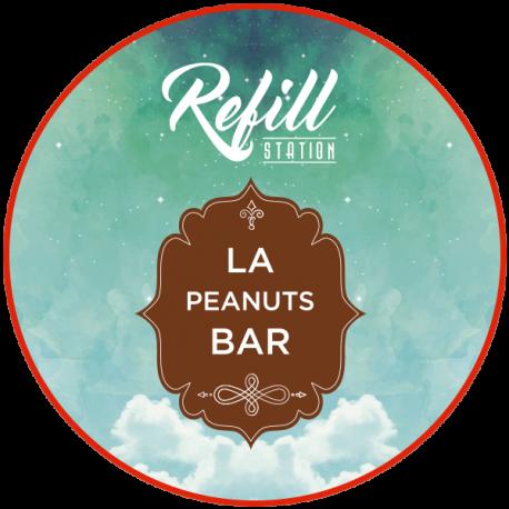 Refill-Station - La Peanuts Bar - (0MG/ML NICOTINE)