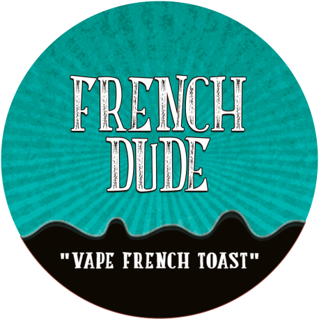 FOOD FIGHTER JUICE - FRENCH DUDE - (0MG/ML NICOTINE)
